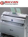 Máy Photocopy A0 Kỹ thuật số đa chức năng