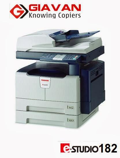 Cho thuê máy Photocopy Toshiba E-Studio 182