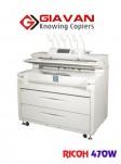 Máy photocopy khổ lớn A0 giá tốt