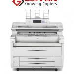Máy Photocopy Toshiba A0 Ricoh Aficio 480w