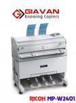 Máy Photocopy A0 Ricoh Aficio 2401W