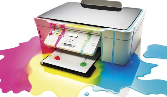 Cách lựa chọn mực cho máy in