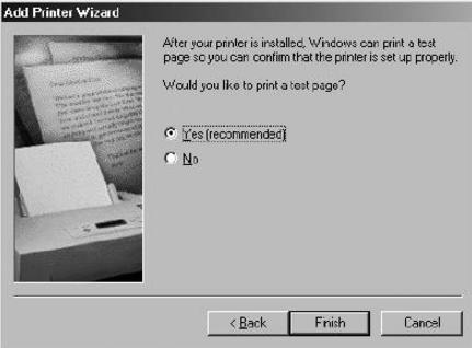 Cài đặt trình điều khiển máy in để in USB bằng Plug and Play