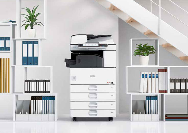 Các dòng máy photocopy Toshiba cao cấp