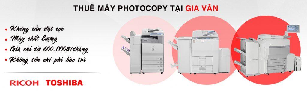 Cho thuê máy photocopy tại tphcm chính hãng