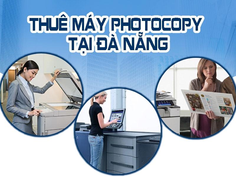 Thuê máy photocopy Đà Nẵng tại Gia Văn