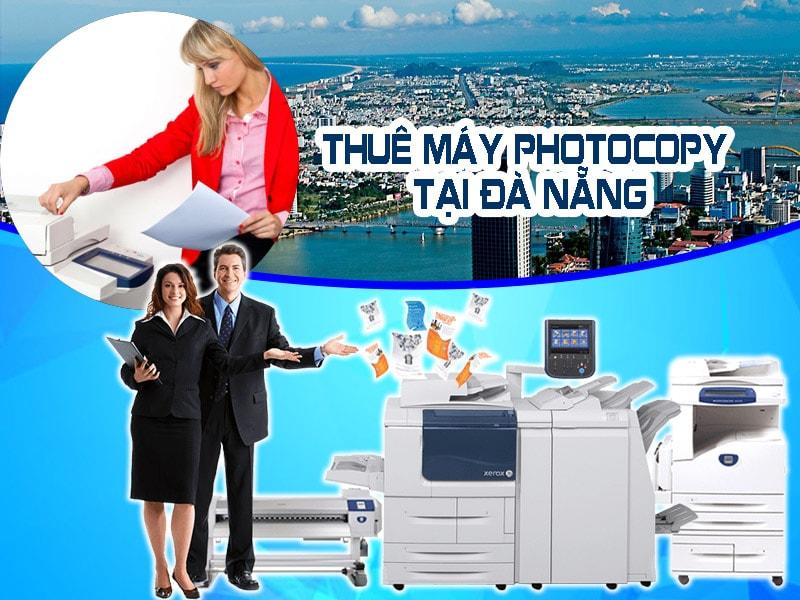 Thuê máy photo Đà Nẵng tại Gia Văn