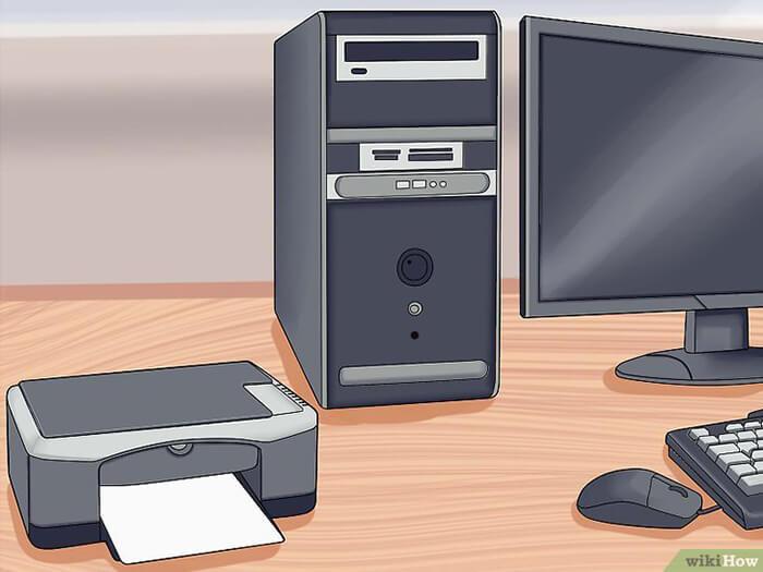 Kết nối Máy in với Máy tính Windows 1