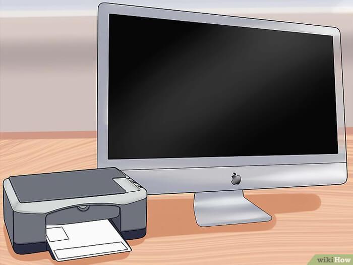 Kết nối Máy in với Máy tính Mac 1